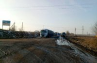На сахарном заводе на Волыни грузовик со свеклой насмерть переехал сотрудницу