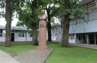 У Полтавській області відновили пам'ятник радянському діячеві Підгорному