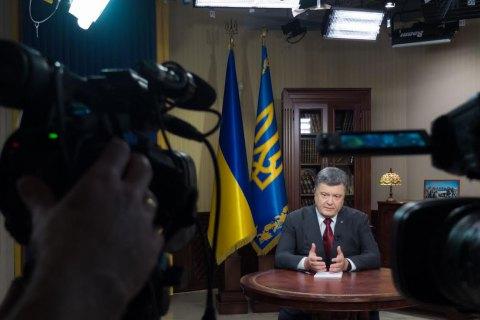 Порошенко заявил об эскалации ситуации на Донбассе