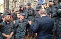 Нацгвардейцев на забастовку спровоцировали лица, проникнувшие в часть, - прокурор
