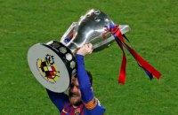 Мессі вийшов на абсолютне друге місце за кількістю чемпіонств в Іспанії