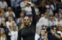 """Серена Уильямс стала четвертой в истории, кому удалось выиграть 100 матчей в рамках одного """"Большого шлема"""""""