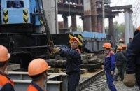 Облгосадминистрации задолжали железнодорожникам 80 млн грн