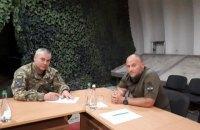 Командувач ООС допустив участь добровольців у лавах ЗСУ
