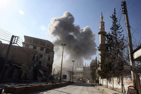В Сирии взорвали штаб российских войск, есть погибшие