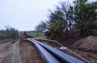 Окупанти в Криму почали укладати труби нового водоводу для Сімферополя
