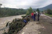 В Черновицкой области посчитали убытки от паводка