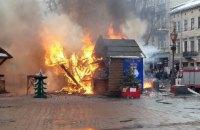 Помер один із потерпілих від вибуху на різдвяному ярмарку у Львові