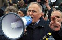 Білоруського опозиціонера Миколу Статкевича заарештували на 15 діб