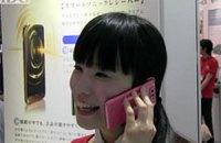 Японская компания создала телефон без динамиков