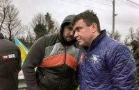Черкаський суд відпустив під домашній арешт координатора Автомайдану Хаджинова