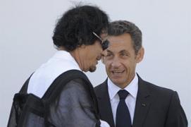 Ливия, Франция и «реальная» политика