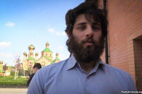 "Бразилець, який воював за ""ДНР"", потрапив у київський монастир"