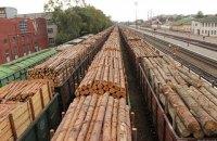 Рада ввела уголовную ответственность за контрабанду леса