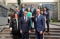 У Києві відкрилося посольство Ірландії