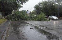 Стихія на Миколаївщині знищила дахи трьох шкіл