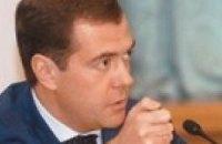 Грузия: Медведев запугивает Украину