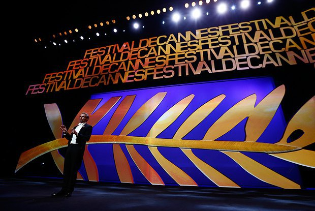 Французский актер Ламбер Уилсон - ведущий церемонии