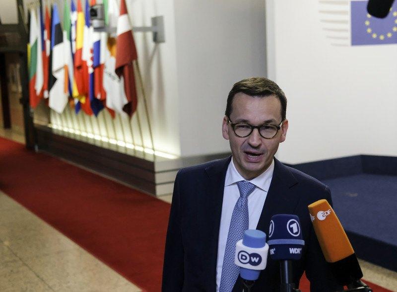 Прем'єр-міністр Польщі Матеуш Моравецький
