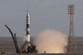 """С Байконура стартовал """"Союз ТМА-18"""" с космическим милиционером на борту"""