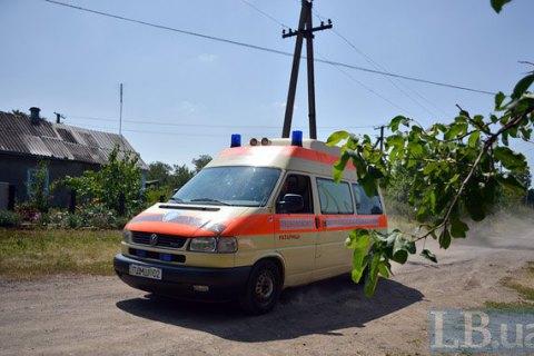 На території школи в Донецькій області прогримів вибух, постраждав охоронець