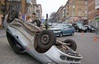 С начала года на днепропетровских дорогах погибло 52 человека