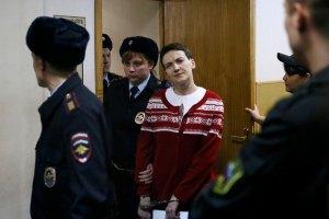 Захист Савченко запустить нову процедуру для її звільнення