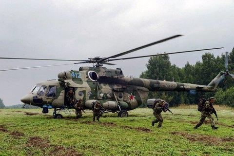 """Россия и Беларусь начали военные учения """"Запад-2017"""""""
