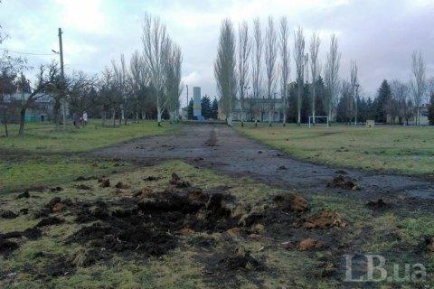 За добу на Донбасі поранено п'ятьох українських військових
