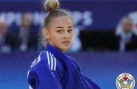 18-річна українка Білодід стала дворазовою чемпіонкою світу з дзюдо