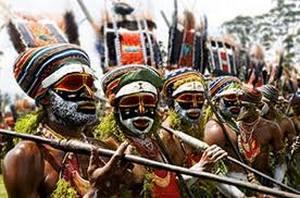 У Папуа-Новій Гвінеї заарештували канібалів