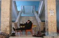 Ремонт Октябрьского дворца после Майдана потянет на миллион гривен