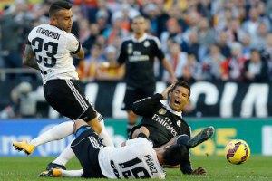 """""""Реал"""", зігравши внічию з """"Валенсією"""", вибуває з чемпіонської гонки"""