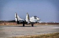 ВПС України поповнилися чотирма відновленими МіГ-29