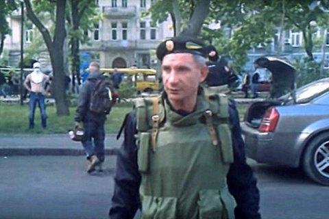 Обвинувачений у потрійному вбивстві одеський сепаратист помер у СІЗО