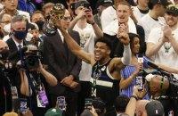 """""""Мілуокі Бакс"""" через пів століття знову стали чемпіонами НБА"""