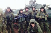На Донбас прибула друга партія бойових бурятів