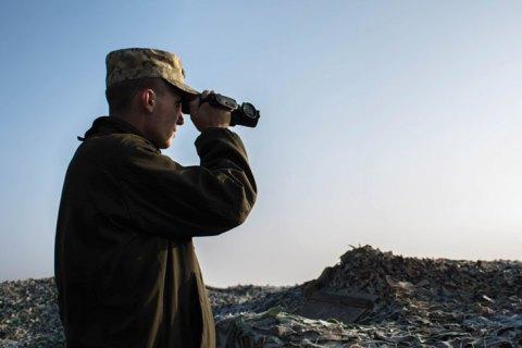 Госпогранслужба снова зафиксировала использование лазерного оружия на Донбассе