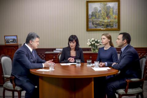 Порошенко выразил недовольство работой ГПУ