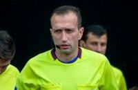 Украинский футбольный арбитр Юрий Вакс продолжит карьеру в Крыму