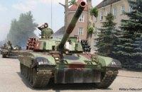 """""""Укроборонпром"""" предложил переделать танки Т-72 в аналог польских РТ-91"""