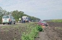 Водитель, сбивший насмерть трех дорожных рабочих у Чугуева, осужден условно