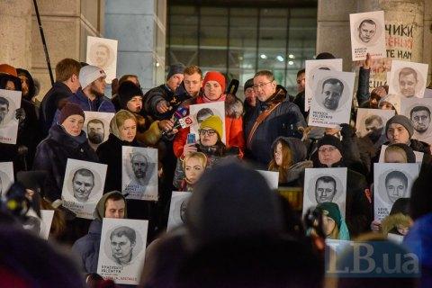 У Росії і ОРДЛО перебувають 120 українських полонених