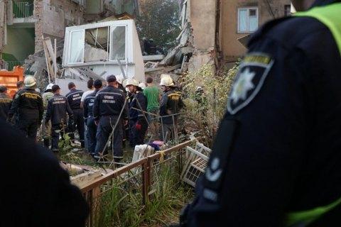В Дрогобыче задержали двух коммунальщиков из-за обвала дома