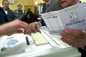 У Франції явка виборців перевищує прогнози