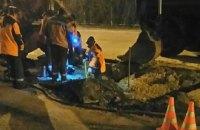 У Харкові сталася аварія на газопроводі