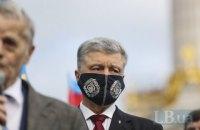Порошенко: питання звільнення Криму зникло з порядку денного влади, але ми не дамо забути про кримчан