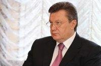 Янукович осуждает попытки подорвать соборность Украины