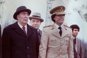 Журналисты обнародовали фотографии из семейного фотоальбома Каддафи