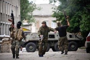Бойовики стягують сили до Свердловська